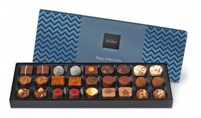 HOtel Chocolat - Sleekster