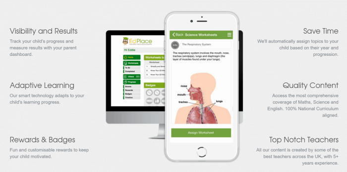 EdPlace - a great educational resource.