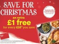 The Iceland Bonus Card - a great way to save for your Christmas Shop....