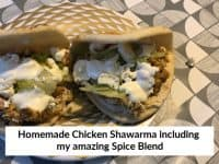 #Fakeaway Slimming World Homemade Chicken Shawarma {Including my special Chicken Shawarma Spice Blend}....
