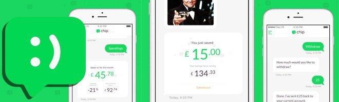Chip moneysaving app