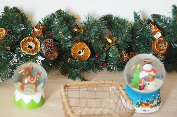 Our Christmas Garland