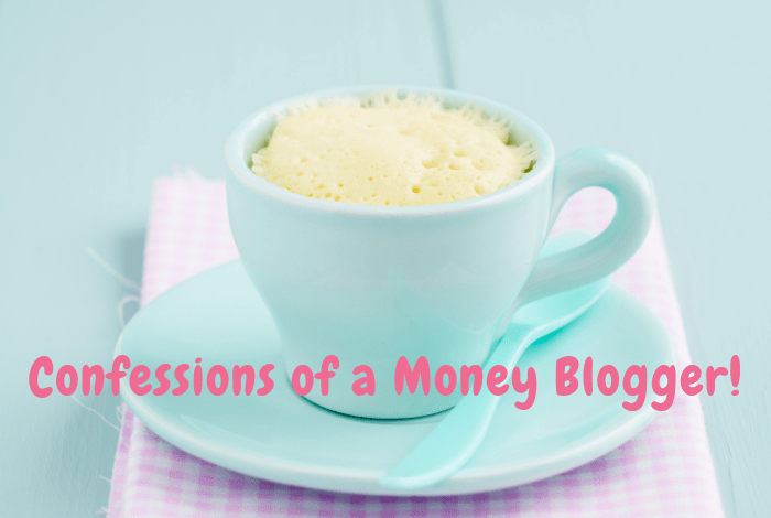 Confessions of a money blogger