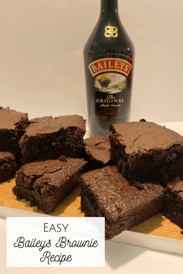 Baileys Brownies Recipe