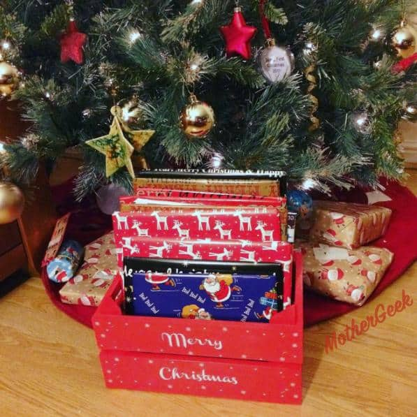 A Christmas Book Advent