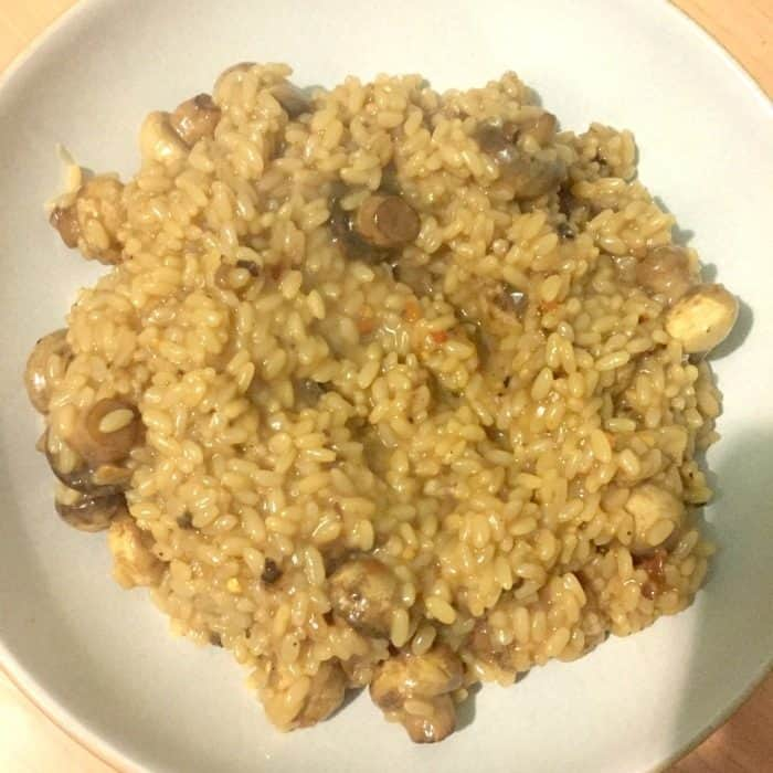 Delicious Risotto