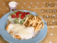 Easy Chicken Parmo Recipe...