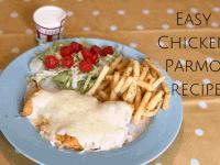 Easy Chicken Parmo Recipe...