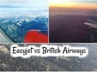 Easyjet Vs British Airways....