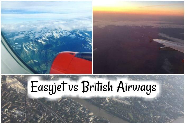 Easyjet vs British Airways