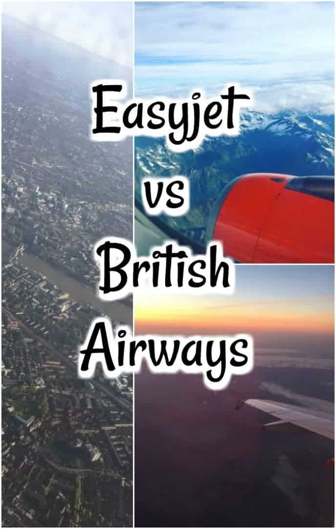 Easyjet vs British Airways