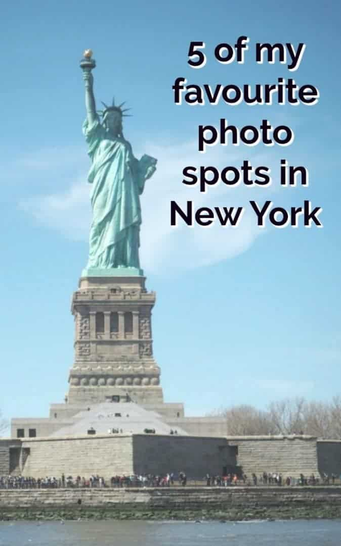 Essential New York Photos - 5 of my favourite photo spots in New York