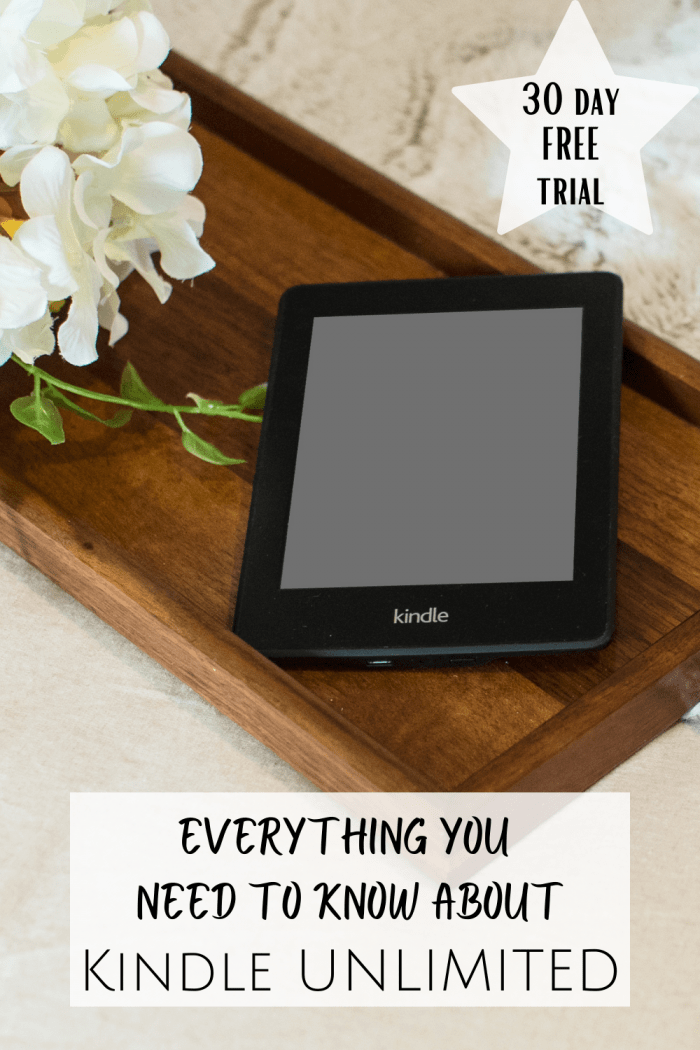Everything you need to know about kindle unlimited.