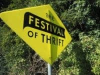 The Festival of Thrift 2016....