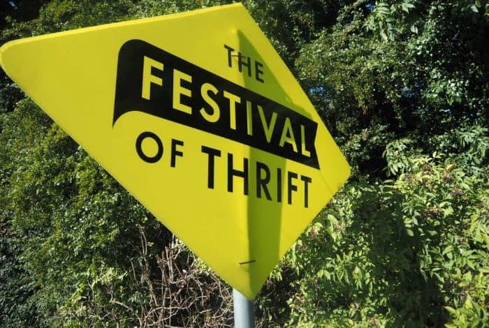 The Festival of Thrift 2016….