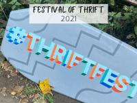 Festival of Thrift 2021....