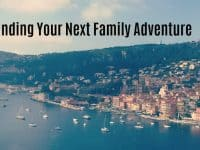 Finding Your Next Family Adventure....