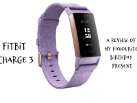 Review: Fitbit Charge 3 Special Edition....