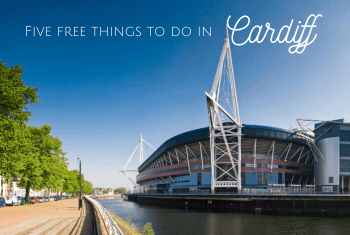 Five Free Things to do in Cardiff