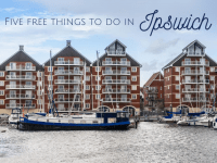 Five free things to do in Ipswich....