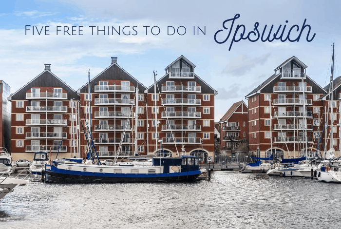 Five Free things to do in ipswich