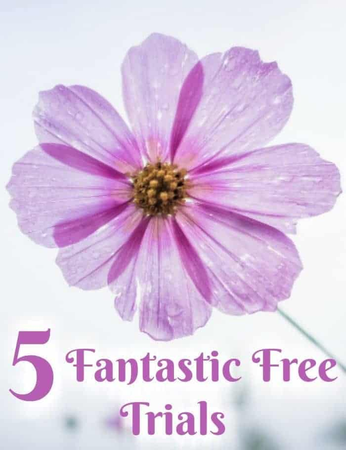 Five fantastic free trials