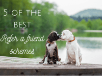 The best Refer a Friend schemes to help you earn money while helping your friends....