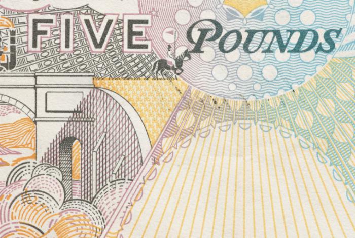 Five pound saving