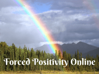 Forced Positivity Online....