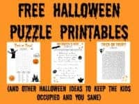 Free Halloween Printables (and some other Halloween Inspiration)....