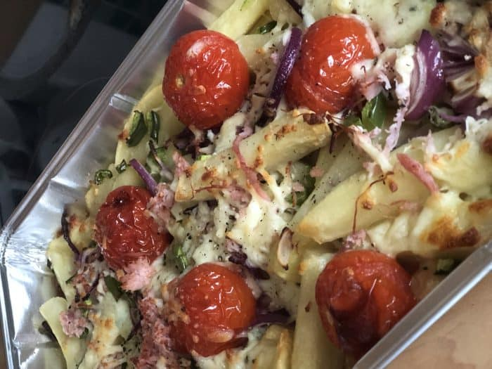 Slimming World style Dirty Fries