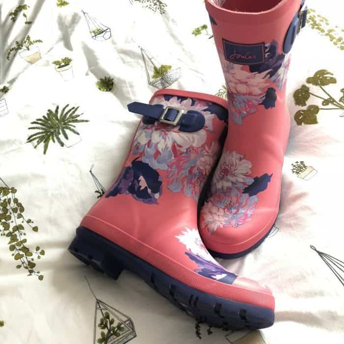 Bargain wellies