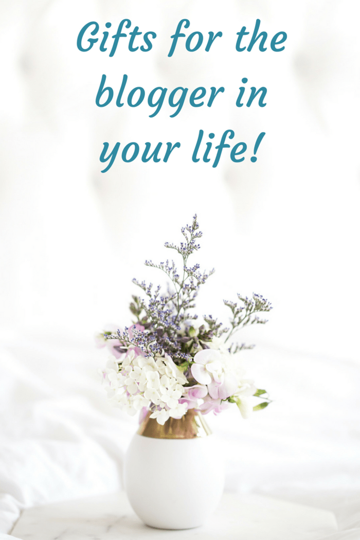Gifts for the blogger in your life!