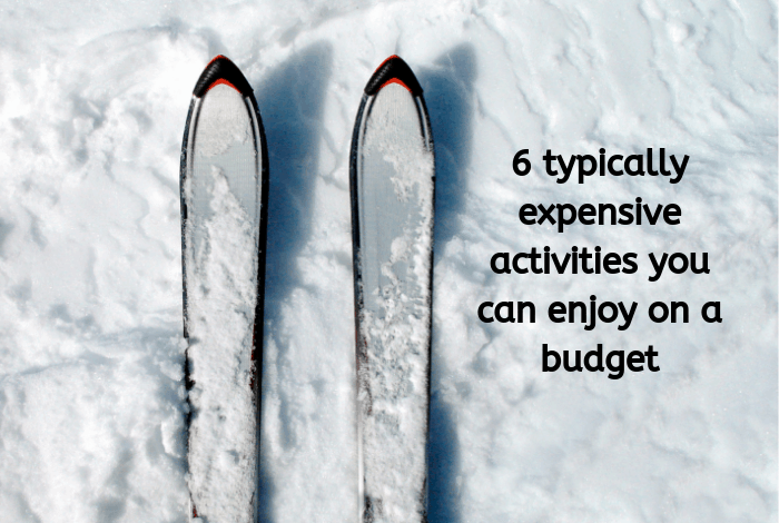 6 typically expensive activities you can enjoy on a budget