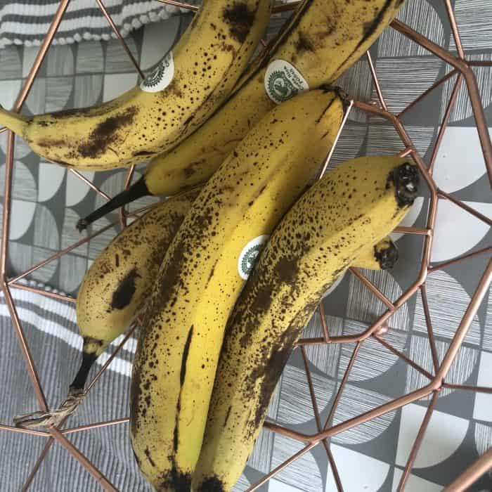 Wasted Bananas