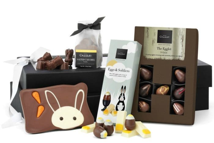 #Win a Hotel Chocolat Easter Hamper....