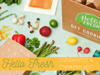 Hello Fresh - overhyped and overpriced?