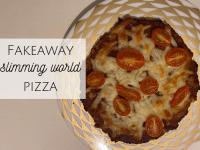 Fakeaway Slimming World Meatzza....