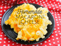 Homemade Macaroni Cheese Recipe....