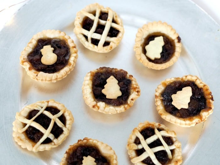 Homemade mince pies on a budget
