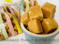 Peanut Butter fudge recipe....