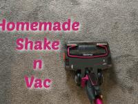 Homemade Shake n Vac....