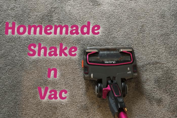 Homemade Shake n Vac