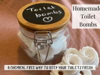 Homemade Toilet Bombs....