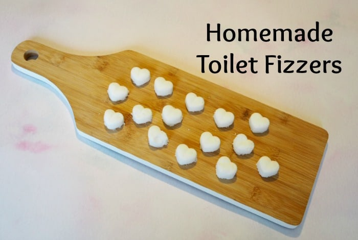 Homemade Toilet Fizzers