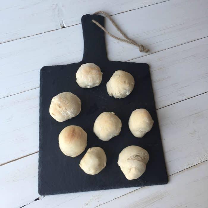homemade dough balls recipe