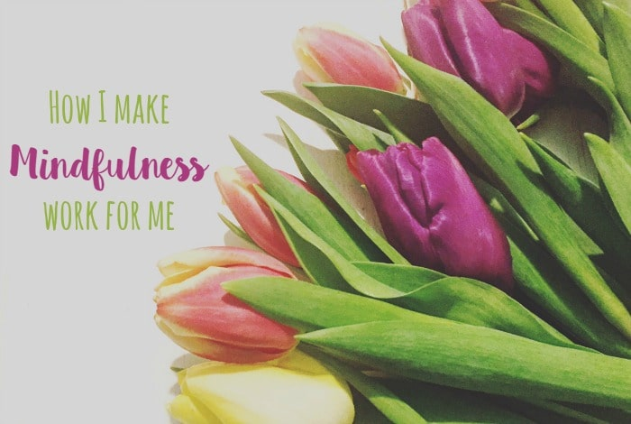 What mindfulness means to me….