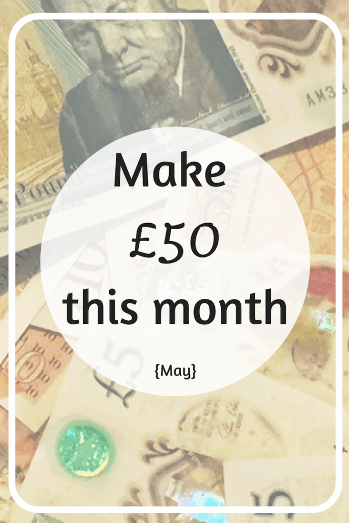 How do you fancy having an extra £50 this month #earnmoney #savemoney #budget #makemoney