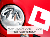 How much does it cost to pass your driving test...