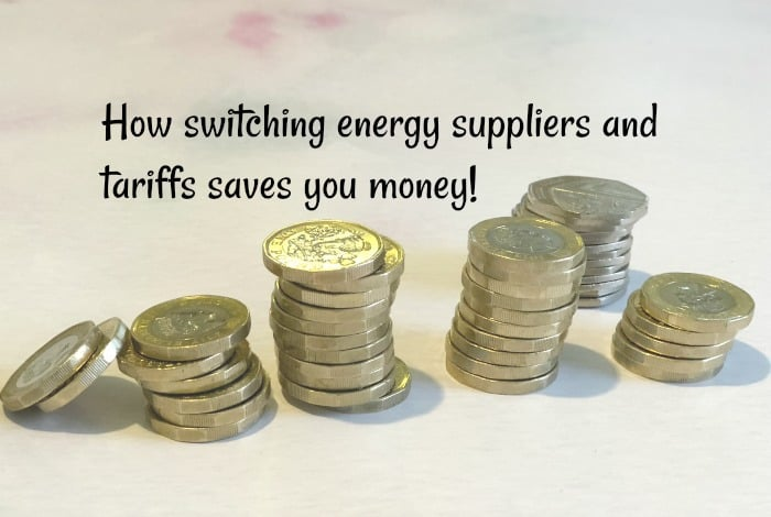 How switching energy suppliers and tariffs saves you money Cuisines you tarifs
